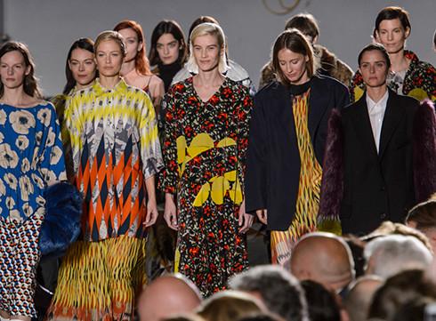 En direct de la Paris Fashion Week: les Belges