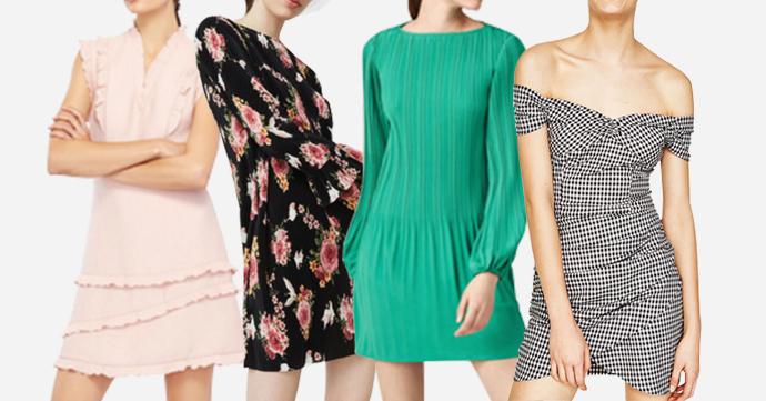 Les robes tendances du printemps-été 2017