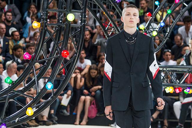 Dior Homme: la décennie Kris Van Assche - 1
