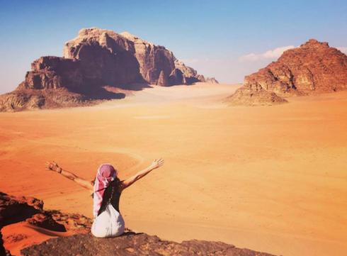 Jordanie: 3 lieux magnifiques à voir une fois dans sa vie