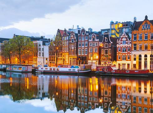Citytrip: 48h à Amsterdam