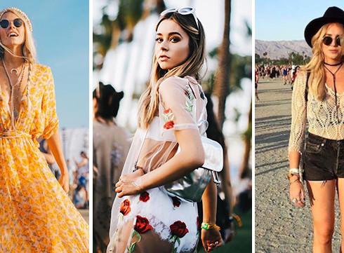 Coachella 2017: les plus beaux street styles repérés sur Instagram