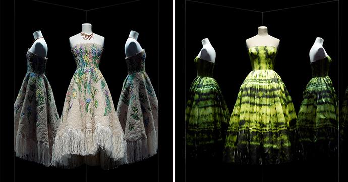 L expo mode à voir  70 années de création Dior aux Arts Décoratifs ... 18a080add74