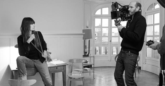 Exclu Marie Claire: Les secrets de tournage de Caroline de Maigret pour Chanel