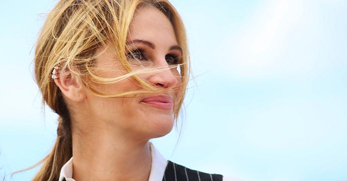 La plus belle femme du monde… Est en couverture de Marie Claire Belgique!
