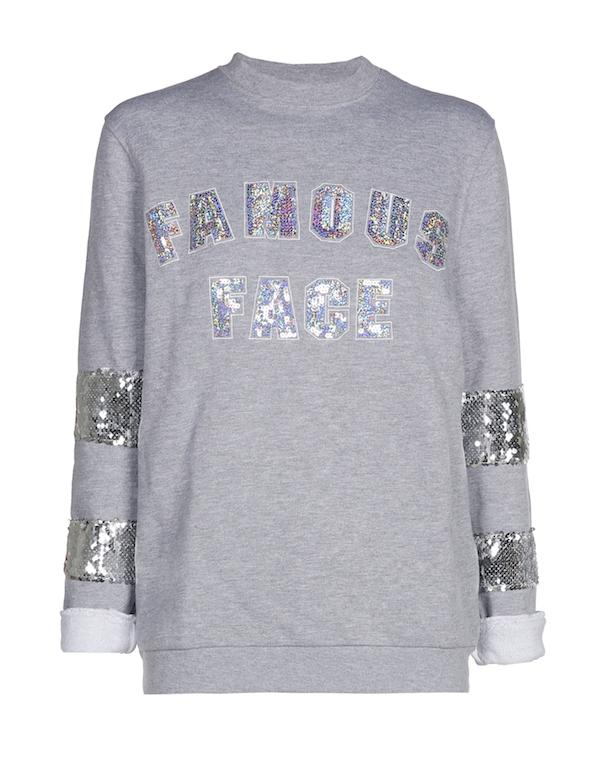 Crush of the day: le sweatshirt Famous Face de O-Rèn Official - 1