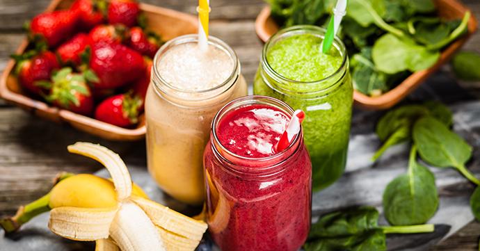3 recettes de smoothies pour faire le plein d'énergie