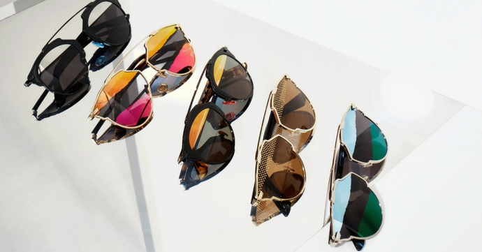 Crush of the day: les lunettes de soleil Dior So Real