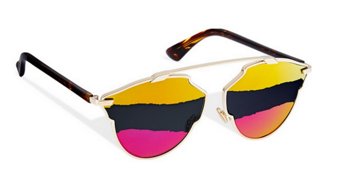 Crush of the day  les lunettes de soleil Dior So Real - Marie Claire 57b5bfc78500