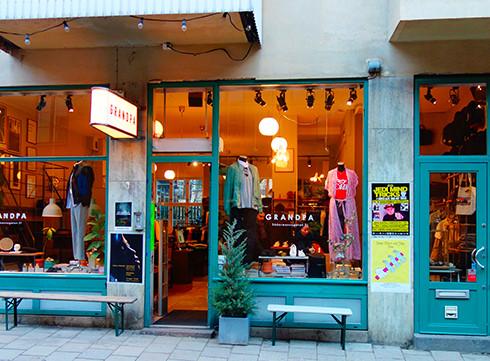 5 bonnes adresses pour une virée shopping à Stockholm