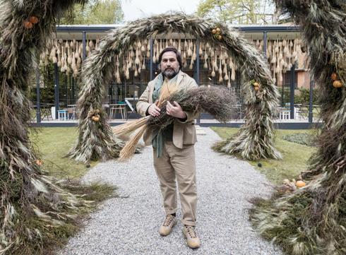 Thierry Boutemy, metteur en fleurs engagé