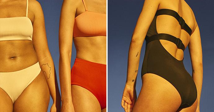 Weekday lance la première collection de maillots de bain durables