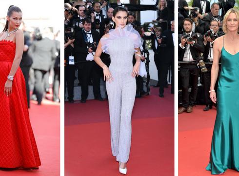 Festival de Cannes: les 10 stars les mieux habillées du tapis rouge