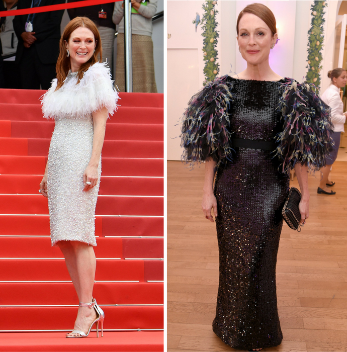 Julianne Moore Festival de Cannes 2017