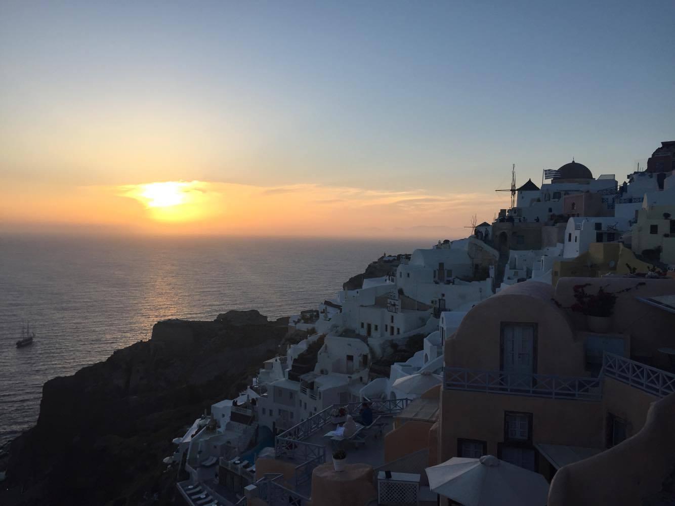 Séjour à Santorin: 4 choses à faire sur l'île aux merveilles - 1