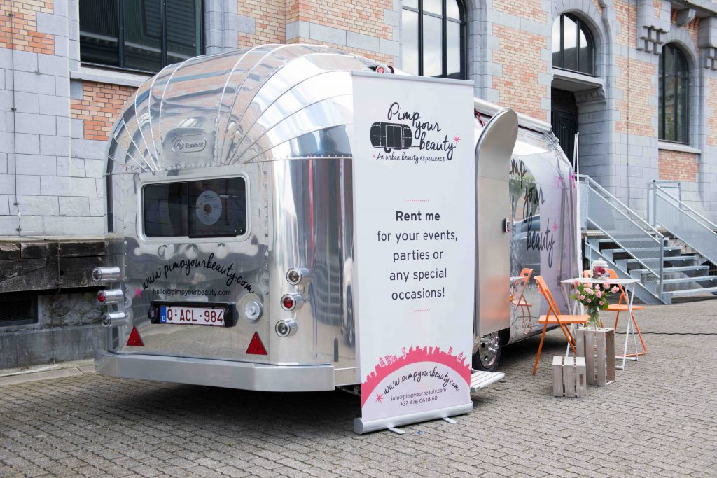 Hotspot beauté: le beauty truck Pimp Your Beauty - 1