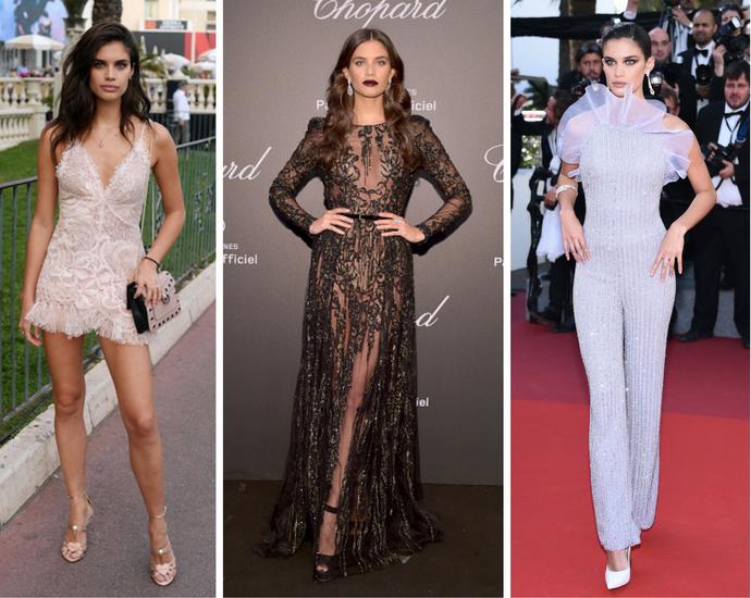 Sara Sampaio Cannes 2017