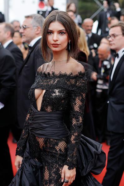 Emily Ratajkowski Cannes 2017
