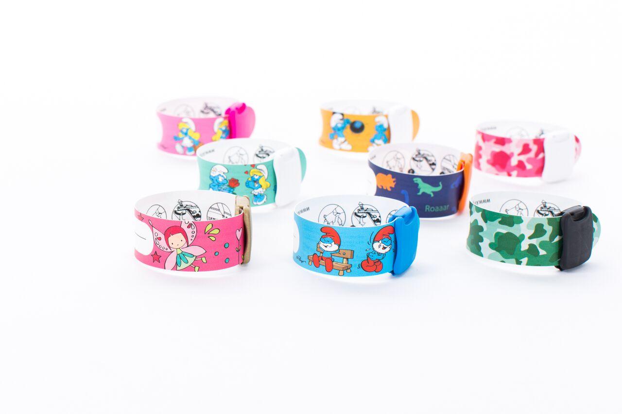 Parents: gardez l'esprit serein grâce aux bracelets King's ID - 1