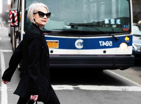 Ces seniors branchées qui nous prouvent que la mode n'a pas d'âge