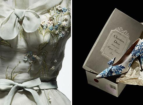 Exposition: aux sources de la légende Christian Dior
