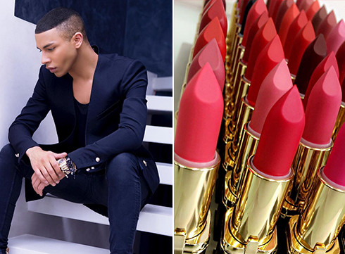 Collab: Balmain x L'Oréal pour une collection de maquillage exclusive