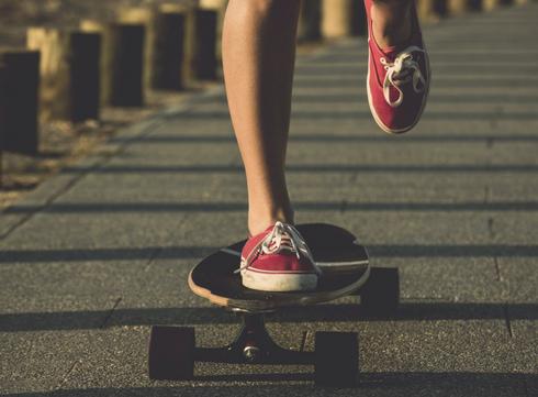L'événement du week-   end: le Byrrrh Jam de Levi's Skateboarding