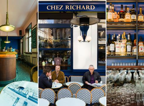 Hotspot: Chez Richard, revu et corrigé
