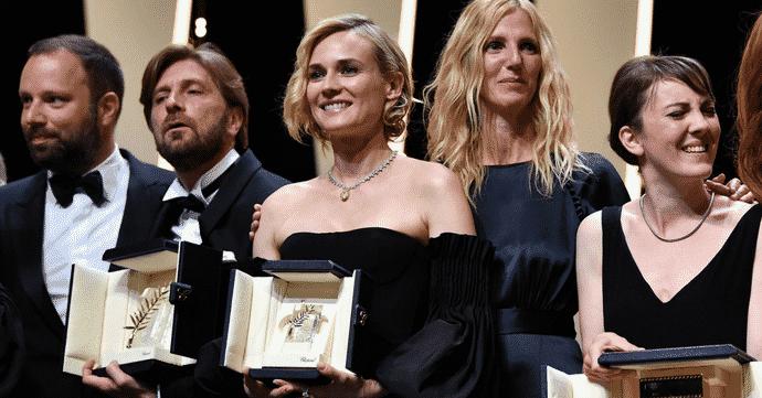 Festival de Cannes 2017: le palmarès