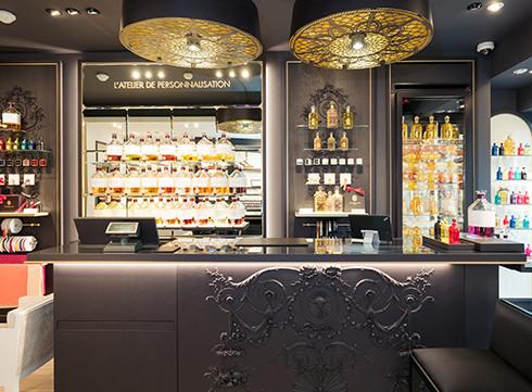 Hotspot alert: Guerlain Parfumeur arrive à Bruxelles