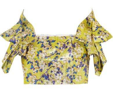 Sélection shopping jaune: faites entrer le soleil ! - 14
