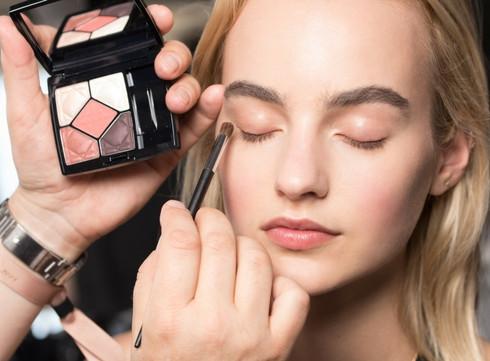 Le maquillage Dior du Défilé Croisière 2018