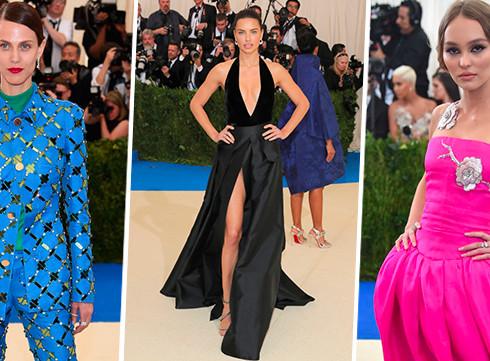 Met Gala 2017: les plus beaux looks du tapis rouge