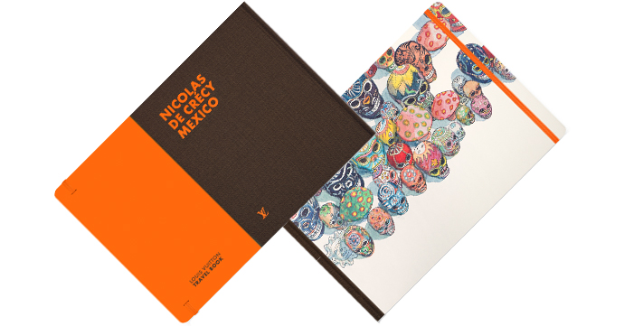 [bank] liste d'ART BOOK Marieclaire_travelbook_mexico_vuitton