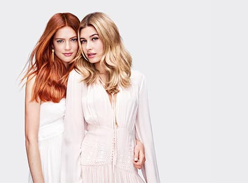 La couleur de cheveux ultime pour l'été, selon Vanessa Bruno