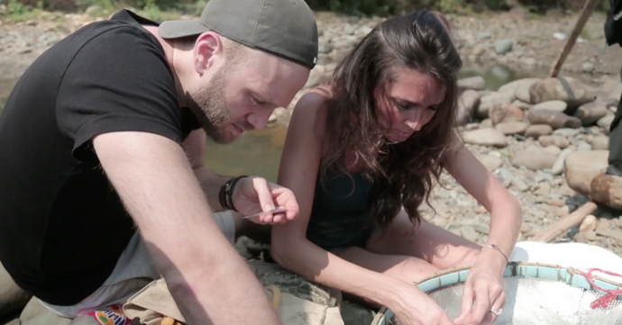 Reportage: deux Belges à la recherche des pierres précieuses - 2