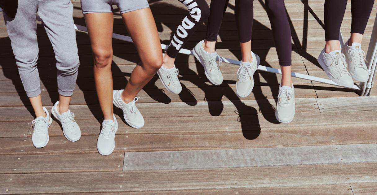 La nouvelle collection Nike Beautiful x Powerful célèbre l'athlète Elaine Thompson - 1