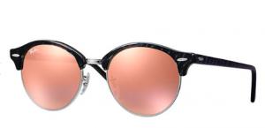 lunettes de soleil effet miroir Ray Ban