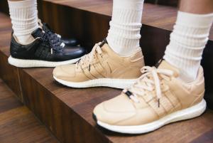 Adidas Consortium x Avenue Sneaker Store Anvers: la basket EQT 93/16 Support - 1
