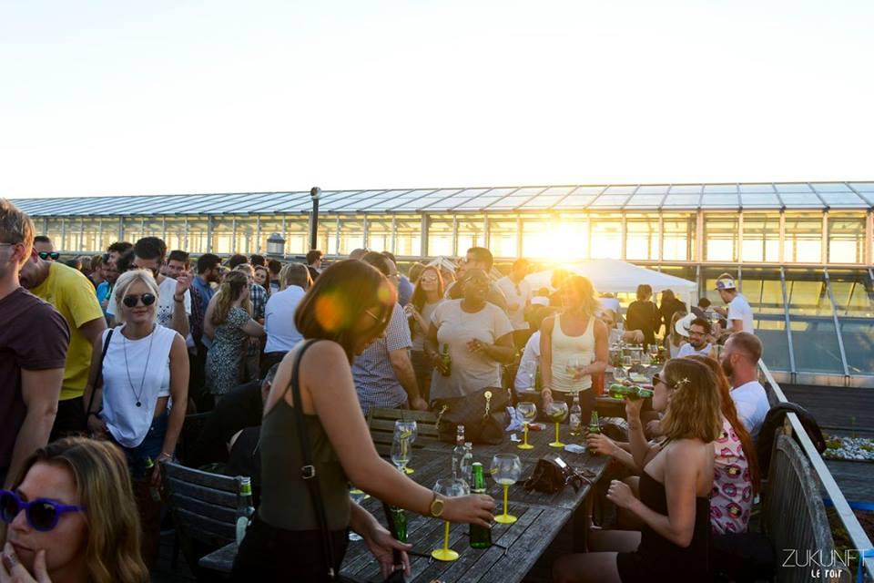 Rooftops de l'été