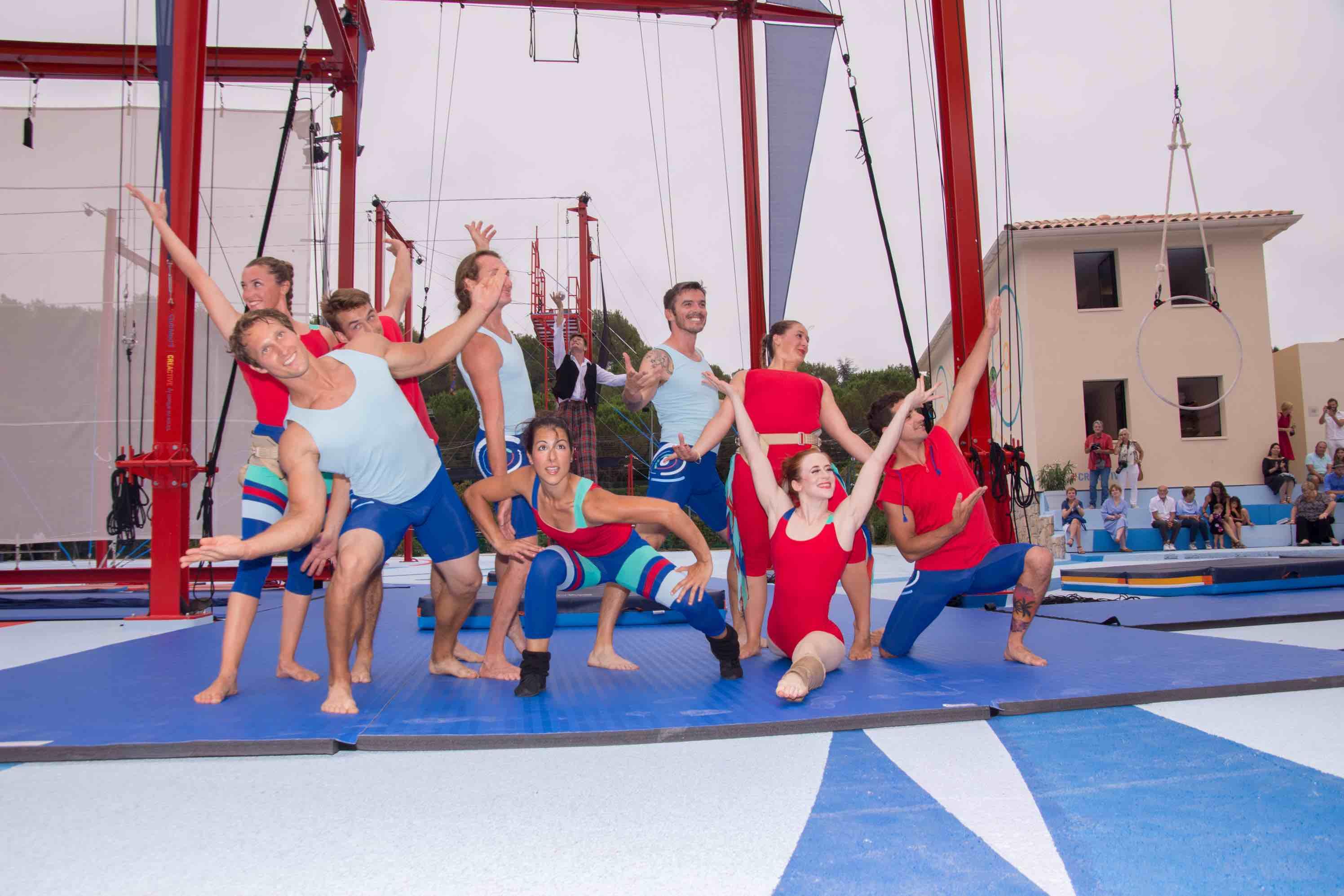 Creactive by Cirque du Soleil