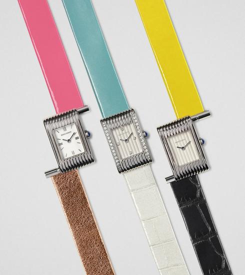 Boucheron fête les 70 ans de sa montre iconique Reflet