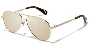 lunettes de soleil effet miroir Vilebrequin