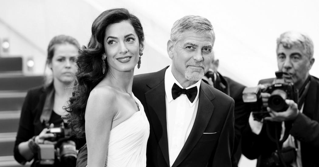 Amal et George Clooney sont parents!