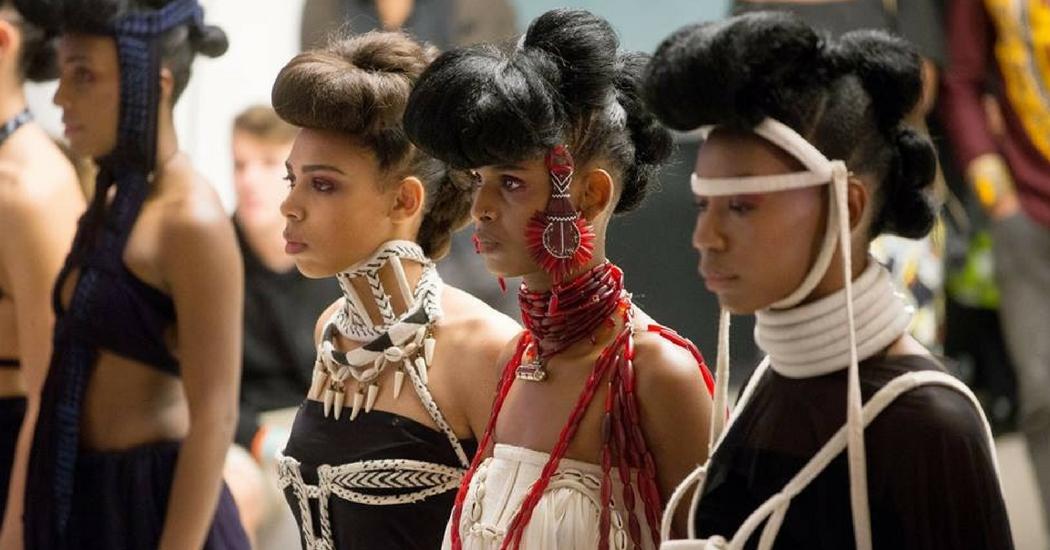 Ethno Tendance Fashion Week Brussels 2017: vers plus de diversité dans l'univers de la mode
