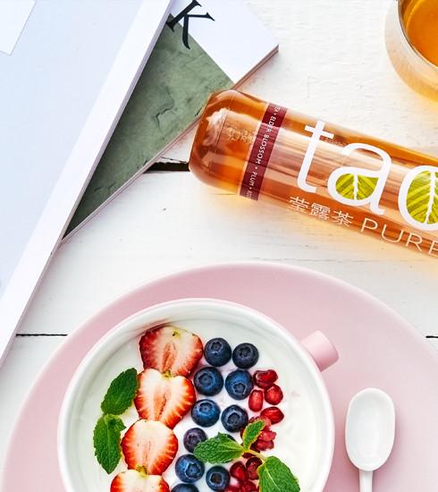 Donnez-nous votre avis sur les boissons rafraîchissantes Tao Pure Infusion !