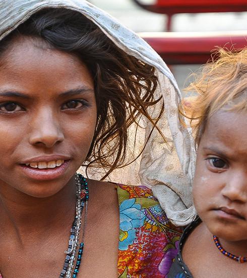 L'article qui raconte l'histoire de Shanno, jeune fille de la rue, remporte le 25ème Lorenzo Natali Media Prize