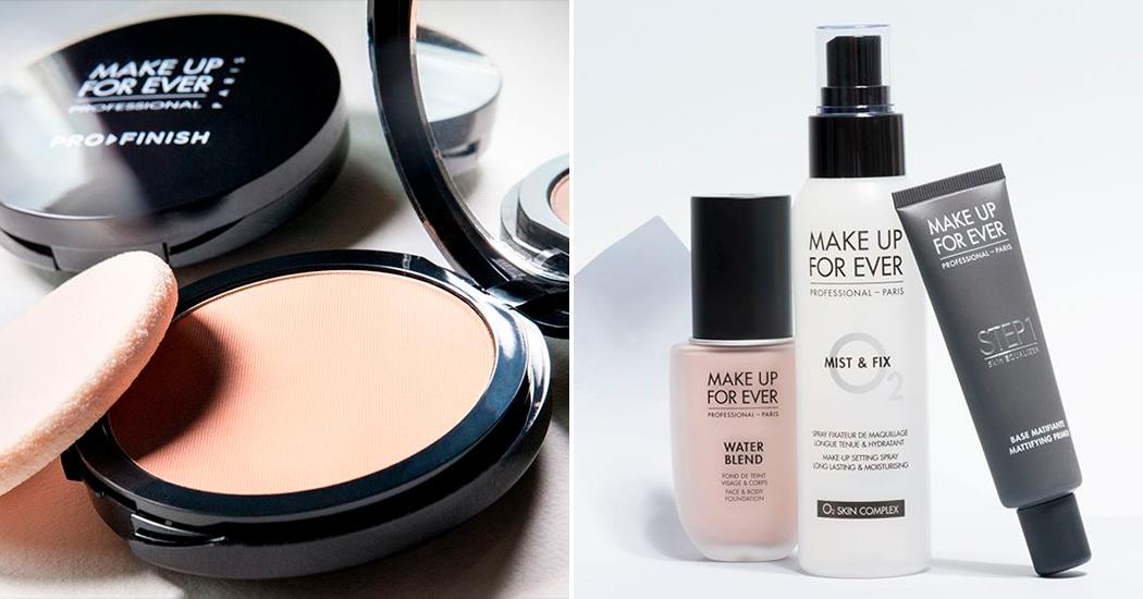 Make Up For Ever débarque chez Planet Parfum!