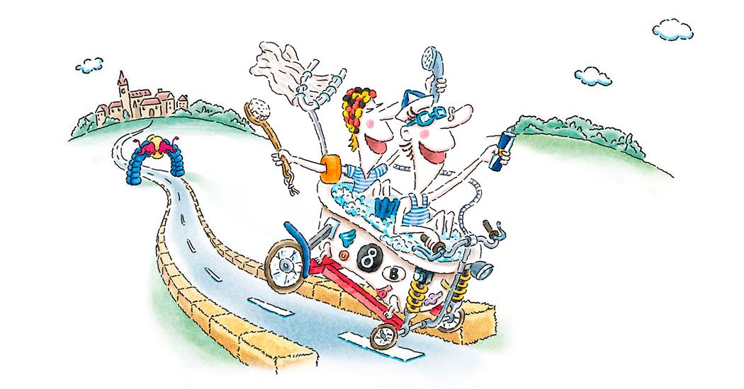 Sortie: participez à la course de caisses à savon Redbull