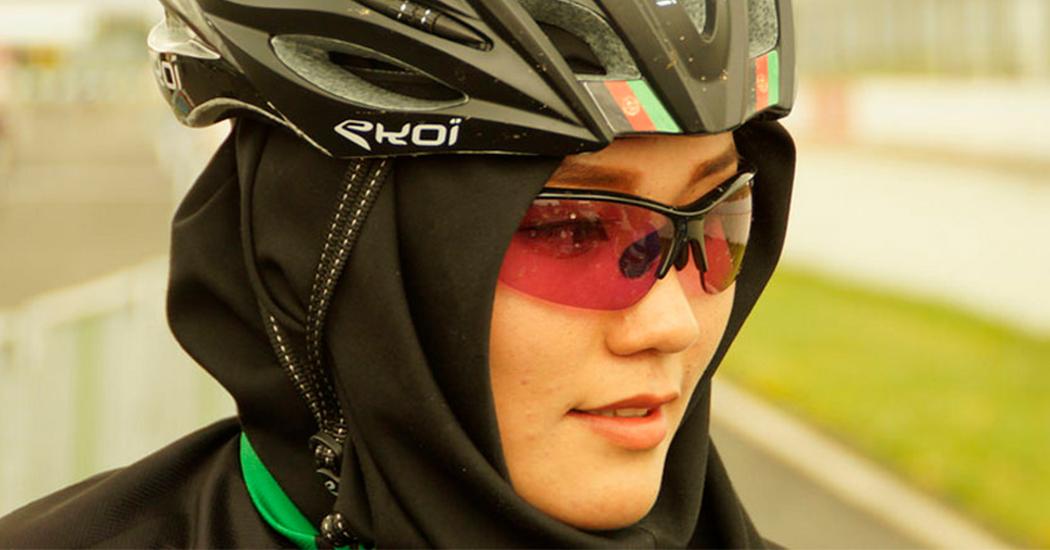 En Afghanistan, les petites reines de Kaboul luttent pour la liberté des femmes grâce au vélo